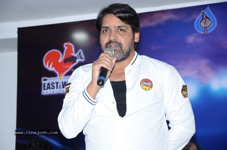 Celebrity Cricket Carnival Press Meet - 19 / 21 photos