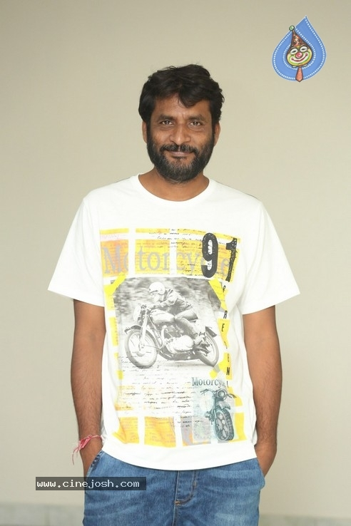 Director Jeevan Reddy Photos - 6 / 13 photos