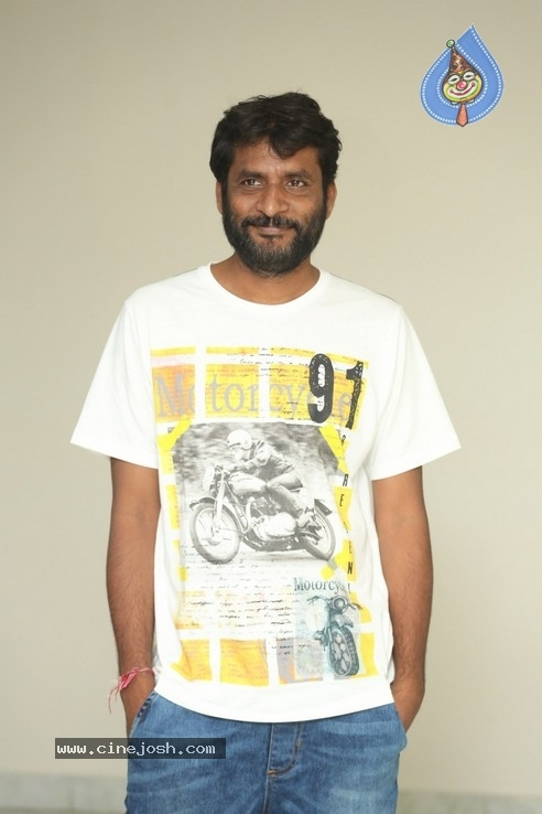Director Jeevan Reddy Photos - 13 / 13 photos