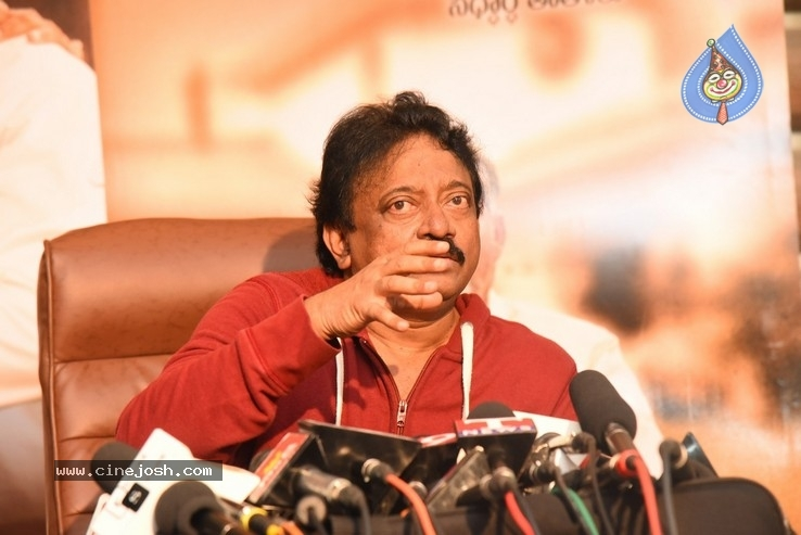 Director Ram Gopal Varma Photos - 3 / 21 photos