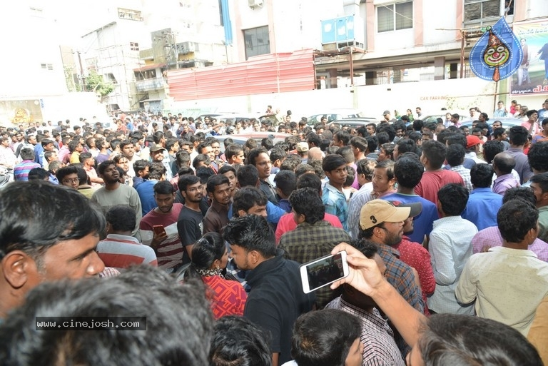 F2 Team In Sudarshan 35MM Theater - 2 / 21 photos
