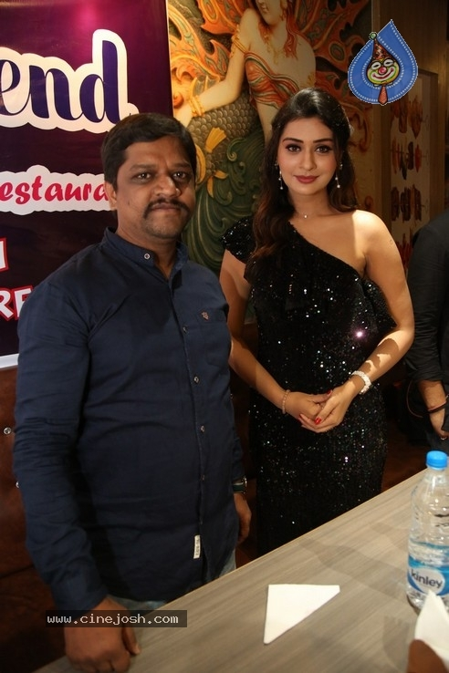 Girl Friend Arabian Mandi Restaurant Launch by Payal Rajput - 4 / 31 photos