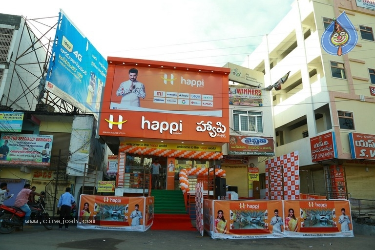Happi Mobiles Grand Store Launched By Actress Lavanya Tripathi - 9 / 20 photos