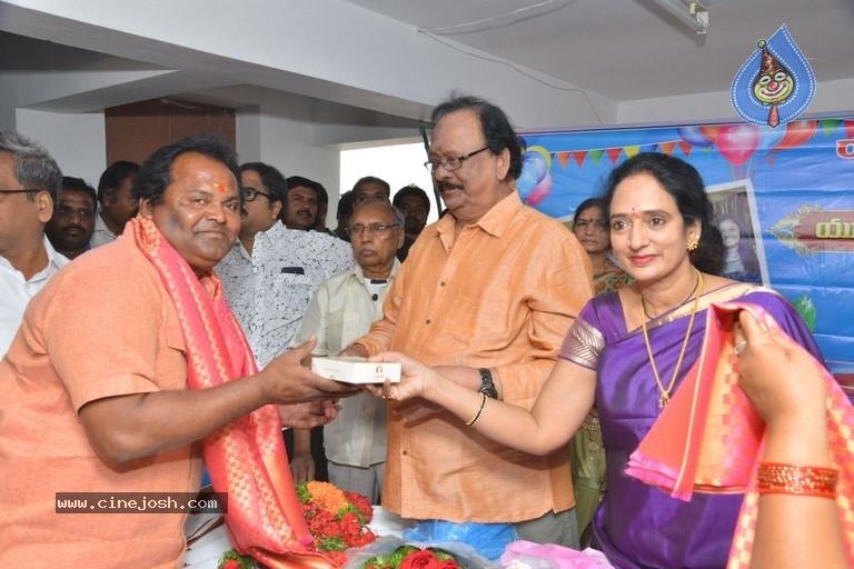 Krishnam Raju Birthday Celebrations 2019 - 8 / 29 photos