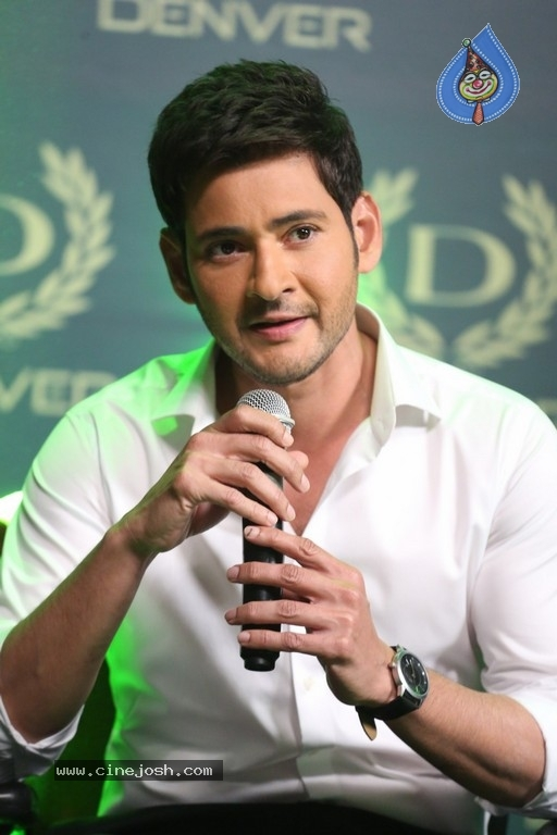 Mahesh Babu as Brand Ambassador for Denver  - 7 / 21 photos