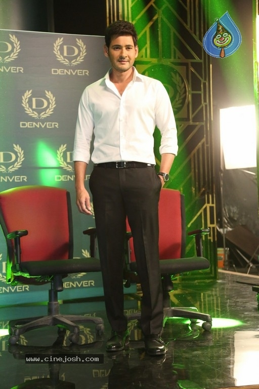 Mahesh Babu as Brand Ambassador for Denver  - 12 / 21 photos