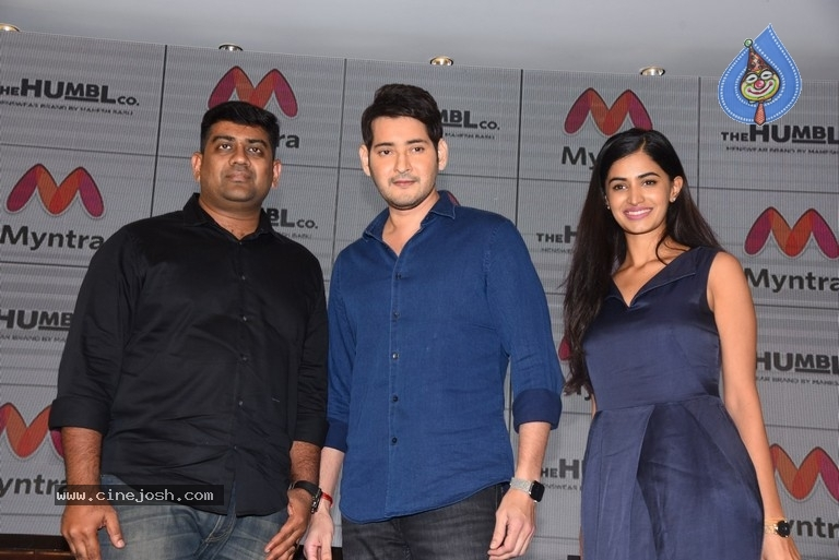 Mahesh Babu Launches His Brand The Humbl co On Myntra - 3 / 29 photos