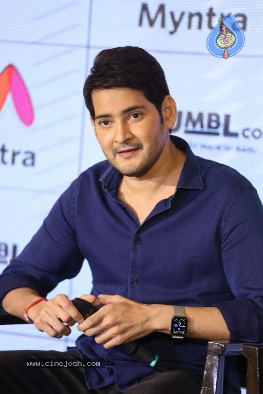 Mahesh Babu Launches His Brand The Humbl co On Myntra - 6 / 29 photos