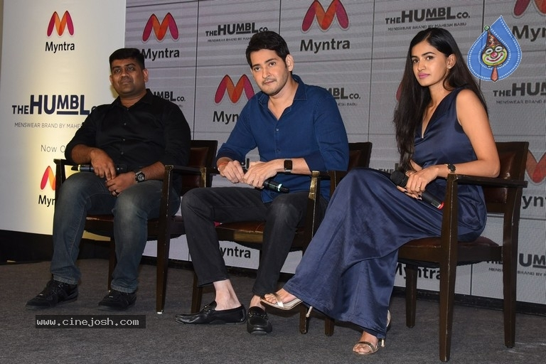 Mahesh Babu Launches His Brand The Humbl co On Myntra - 18 / 29 photos