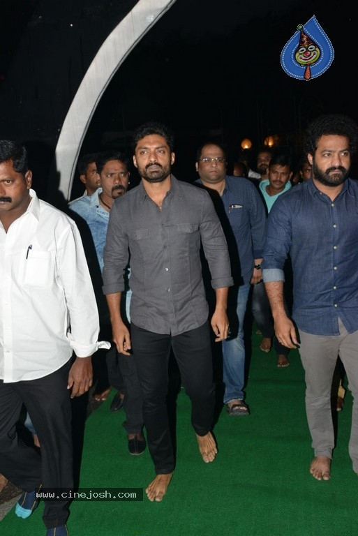 NTR Family Members at NTR Ghat - 8 / 39 photos