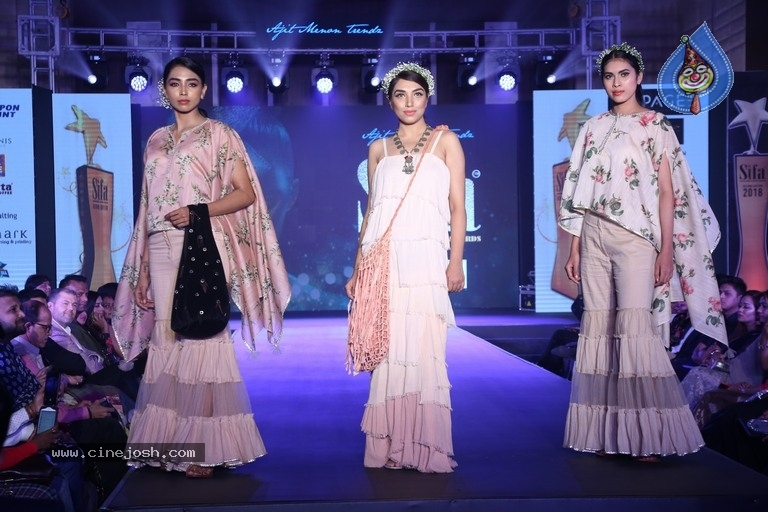 South Indian Fashion Awards 2018 - 7 / 13 photos
