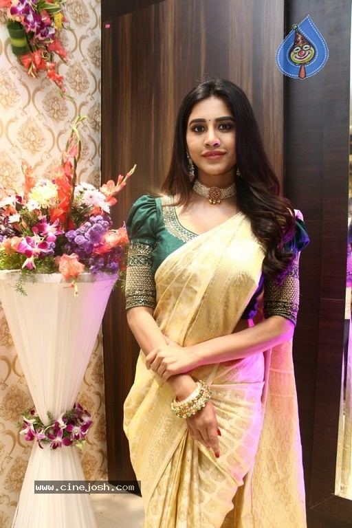 Sri Kanchi Alankar Silks Grand Launch - 17 / 28 photos
