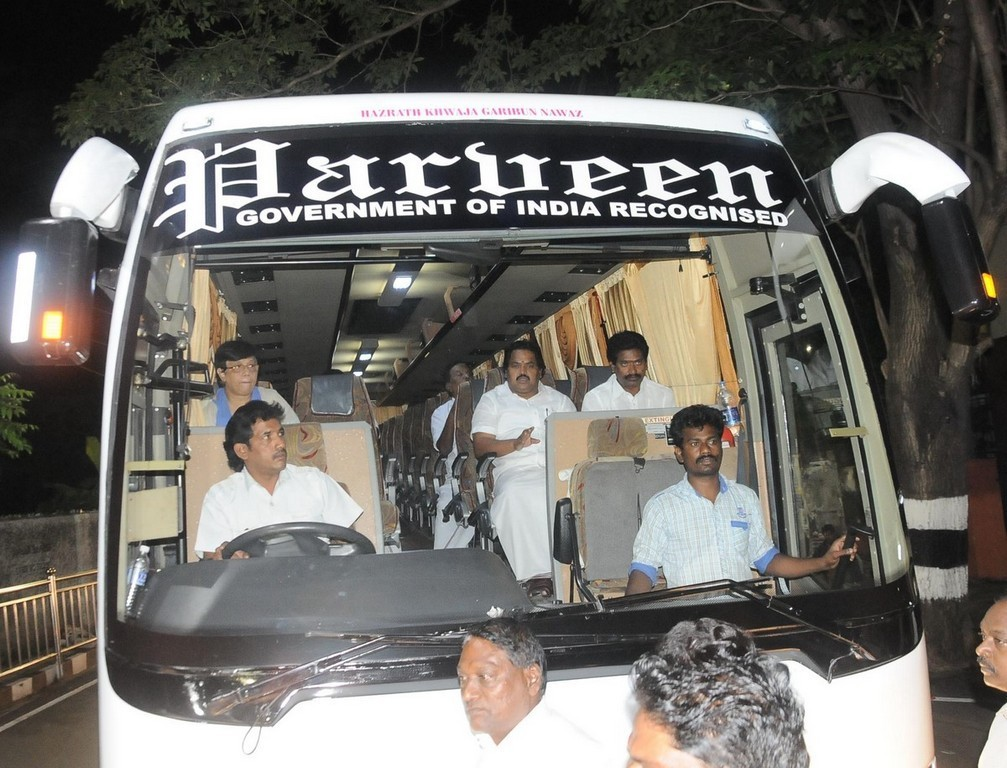 Tamil Nadu CM Jayalalithaa Final Journey Photos - 10 / 147 photos