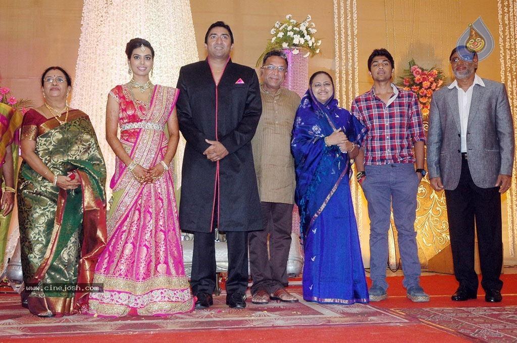 TG Thyagarajan Son Wedding Reception - Photo 5 of 58