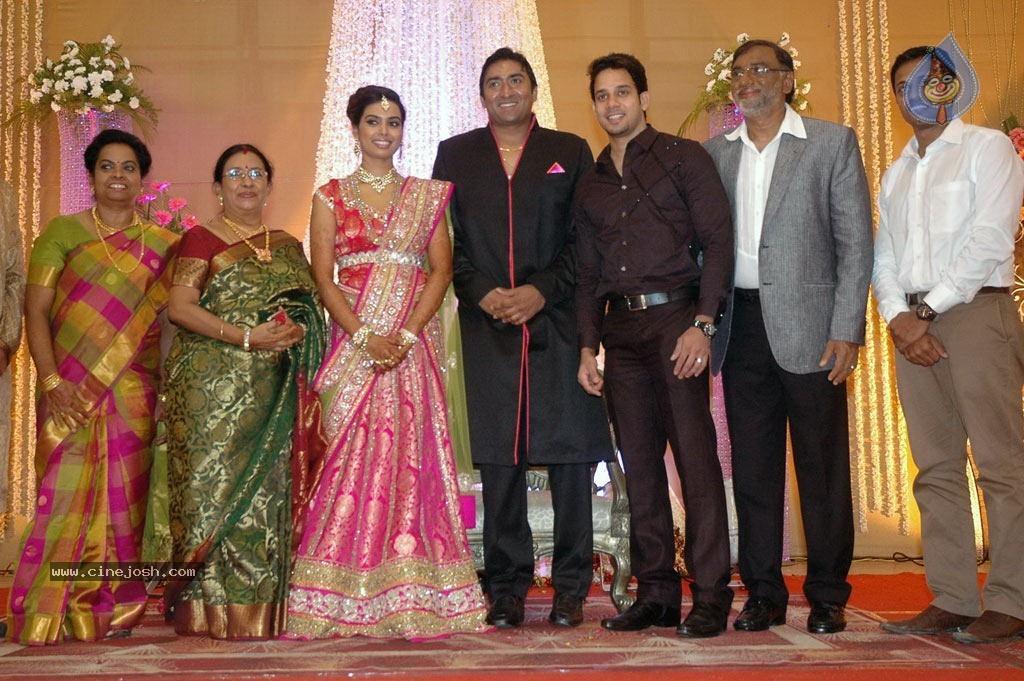 TG Thyagarajan Son Wedding Reception - Photo 20 of 58