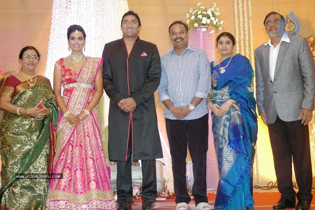 TG Thyagarajan Son Wedding Reception - Photo 45 of 58