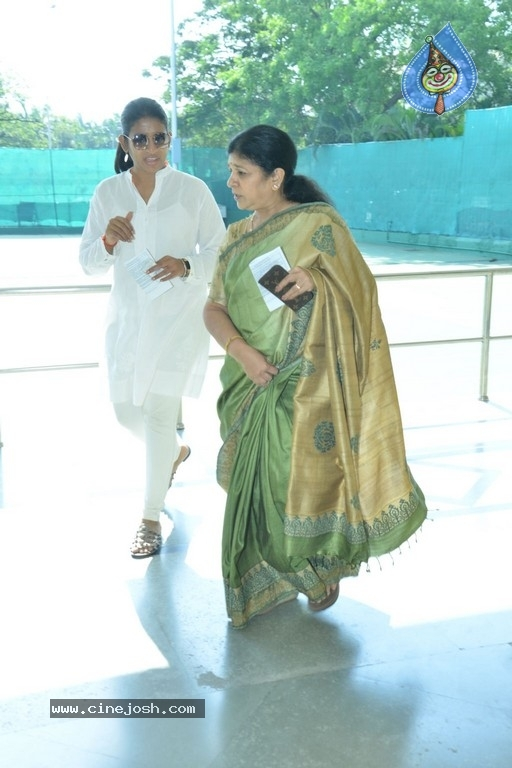 Tollywood Celebrities Cast Their Vote - 3 / 61 photos