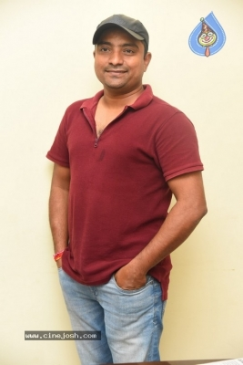 Adepu Srinivas Interview Photos - 2 of 14