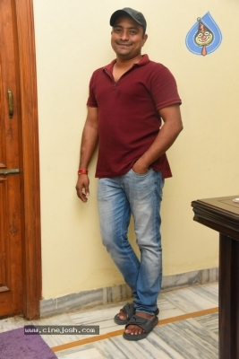 Adepu Srinivas Interview Photos - 4 of 14