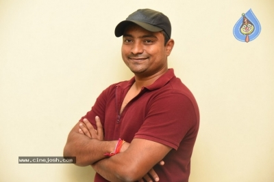 Adepu Srinivas Interview Photos - 5 of 14