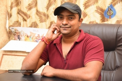 Adepu Srinivas Interview Photos - 7 of 14