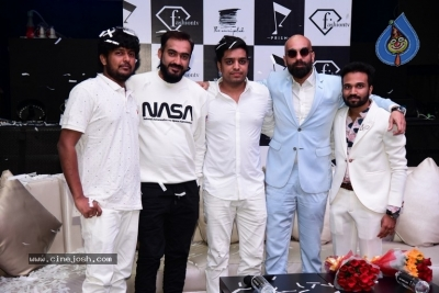 Allu Arjun at Fashion TV and Prism Club White Night Party - 1 of 18
