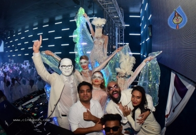 Allu Arjun at Fashion TV and Prism Club White Night Party - 2 of 18