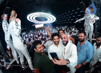 Allu Arjun at Fashion TV and Prism Club White Night Party - 3 of 18
