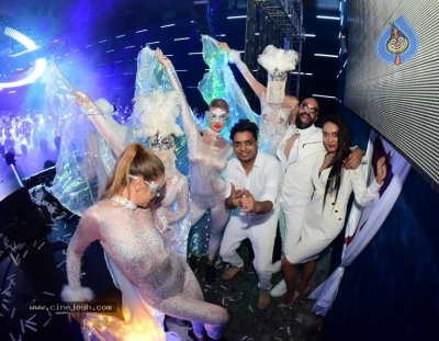 Allu Arjun at Fashion TV and Prism Club White Night Party - 14 of 18