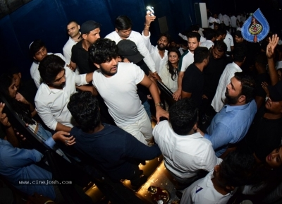 Allu Arjun at Fashion TV and Prism Club White Night Party - 15 of 18