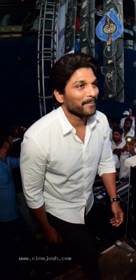 Allu Arjun at Fashion TV and Prism Club White Night Party - 16 of 18