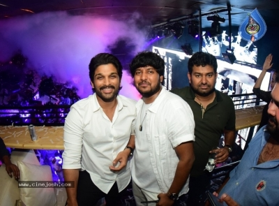 Allu Arjun at Fashion TV and Prism Club White Night Party - 18 of 18