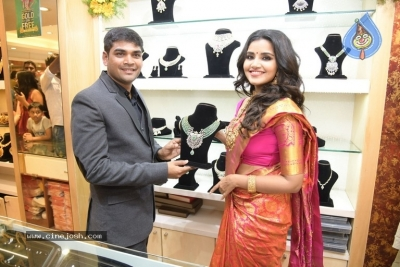 Anutex Shopping Mall Grand Festival Collection Launch - 1 of 21