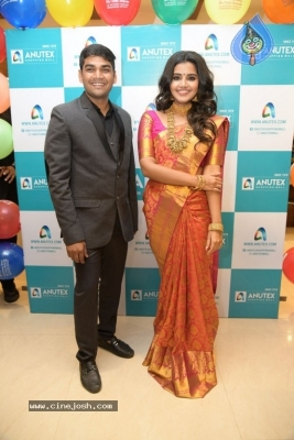 Anutex Shopping Mall Grand Festival Collection Launch - 3 of 21