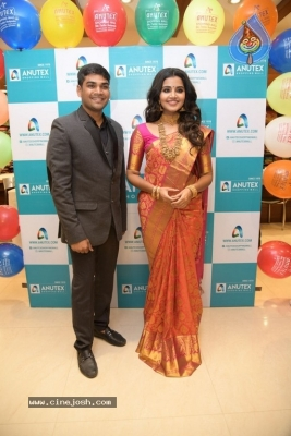 Anutex Shopping Mall Grand Festival Collection Launch - 7 of 21