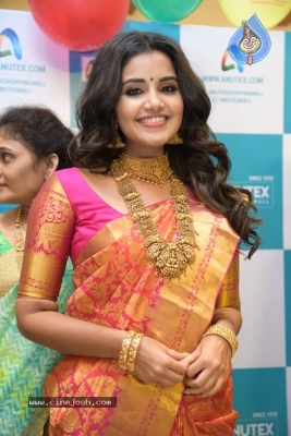Anutex Shopping Mall Grand Festival Collection Launch - 8 of 21