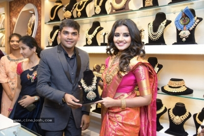 Anutex Shopping Mall Grand Festival Collection Launch - 10 of 21