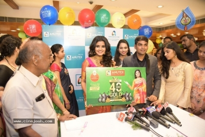 Anutex Shopping Mall Grand Festival Collection Launch - 13 of 21