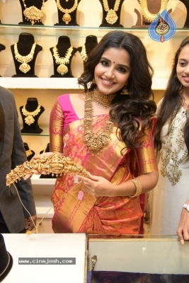 Anutex Shopping Mall Grand Festival Collection Launch - 14 of 21