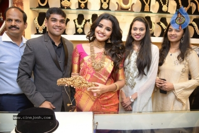 Anutex Shopping Mall Grand Festival Collection Launch - 15 of 21