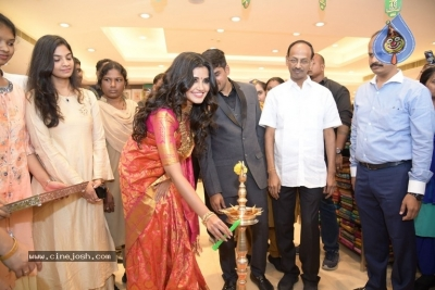 Anutex Shopping Mall Grand Festival Collection Launch - 17 of 21