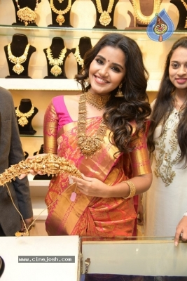 Anutex Shopping Mall Grand Festival Collection Launch - 20 of 21