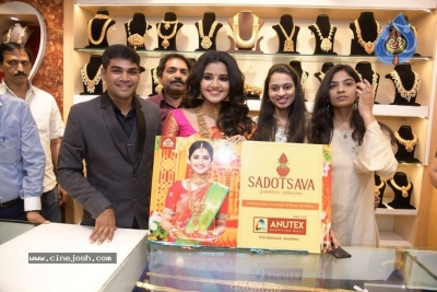 Anutex Shopping Mall Grand Festival Collection Launch - 21 of 21