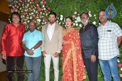 Arya and Sayesha Reception Photos - 2 of 21