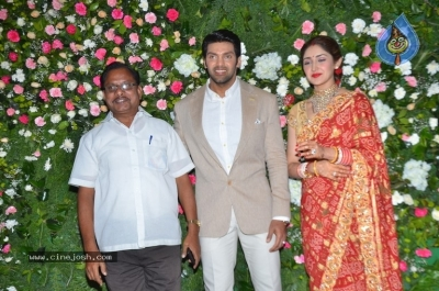 Arya and Sayesha Reception Photos - 10 of 21