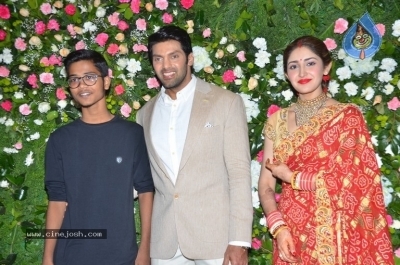 Arya and Sayesha Reception Photos - 13 of 21