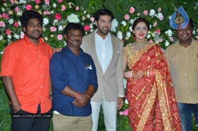 Arya and Sayesha Reception Photos - 16 of 21