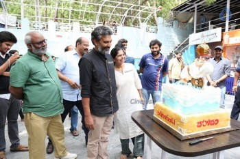 Baahubali Team Success celebrations Photos - 16 of 106