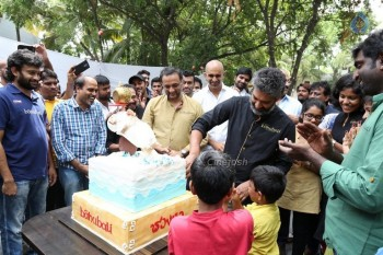 Baahubali Team Success celebrations Photos - 19 of 106