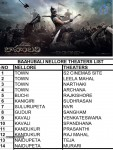Bahubali Trailer Playing Theaters List - 1 of 16